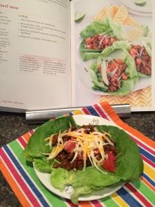 #1 Beef tacos (pg. 146)