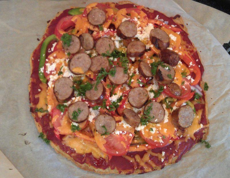 Primal Pizza