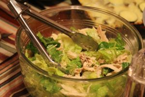 Chicken Casear Salad