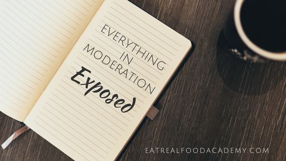 Everything in Moderation Exposed