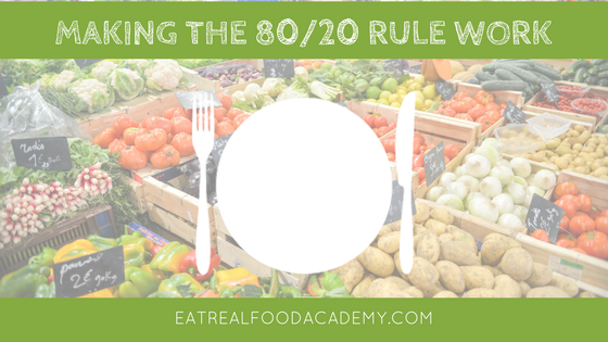 80/20 rule blog graphic