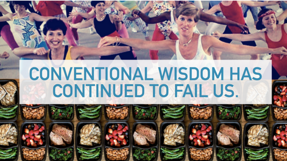 Conventional wisdom has failed us. Is there another way?